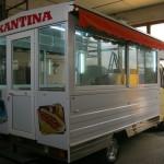 καντίνα καινούργια, καντίνα, εξωτερικά πίσω, καντίνα μπεζ, καντίνα mercedes, kantina