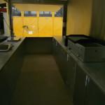 καντίνα τρέιλερ 4 μέτρα εσωτερικό μπροστινή πλευρά